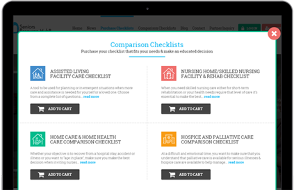 Comparison Checklists